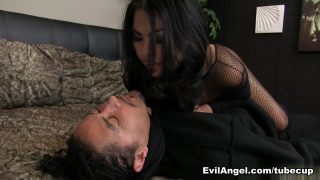 Exotic pornstar Cindy Starfall in Hottest Stockings, Cunnilingus xxx clip