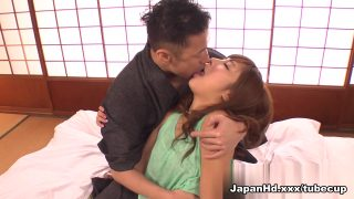 Fabulous pornstar Anna Anjo in Best Japanese, Redhead adult scene